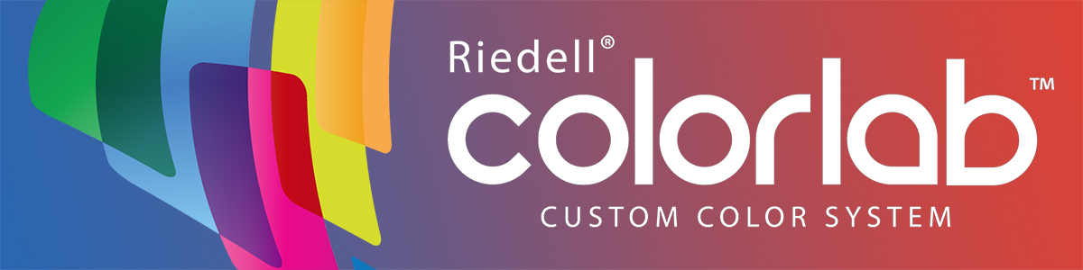 Custom Riedell roller skates colorlab