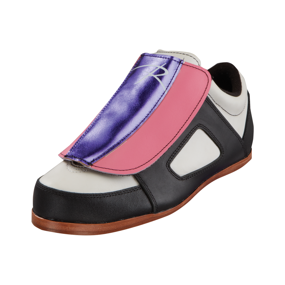 Riedell Model 851 Roller Skate Boot with ColorLab Overlay