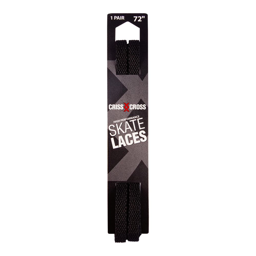 "Criss Cross Laces Skinny (3/8"") Width"