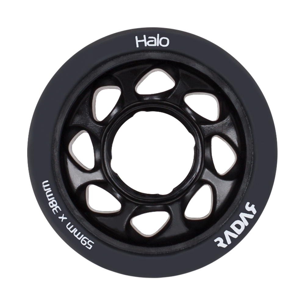 Radar Halo Wheels