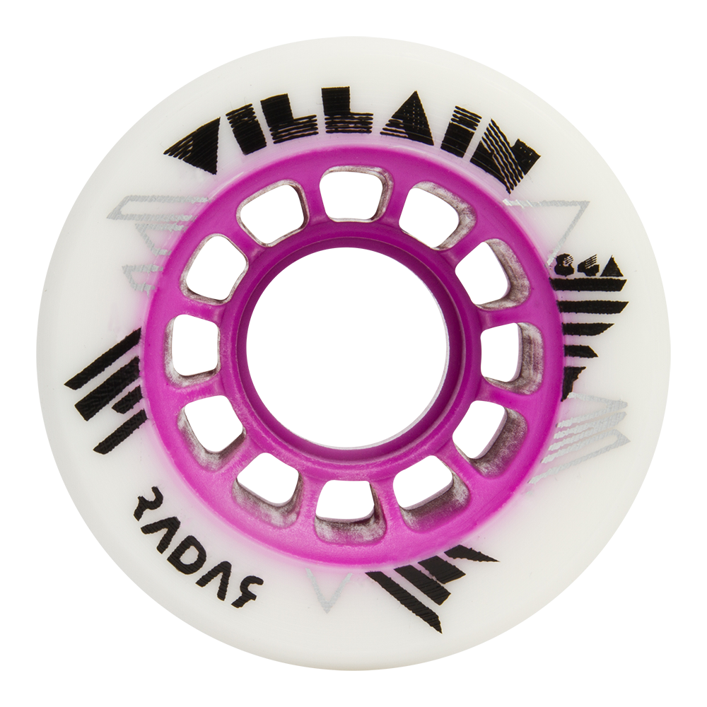 Radar Villain and Villain Wide Wheels