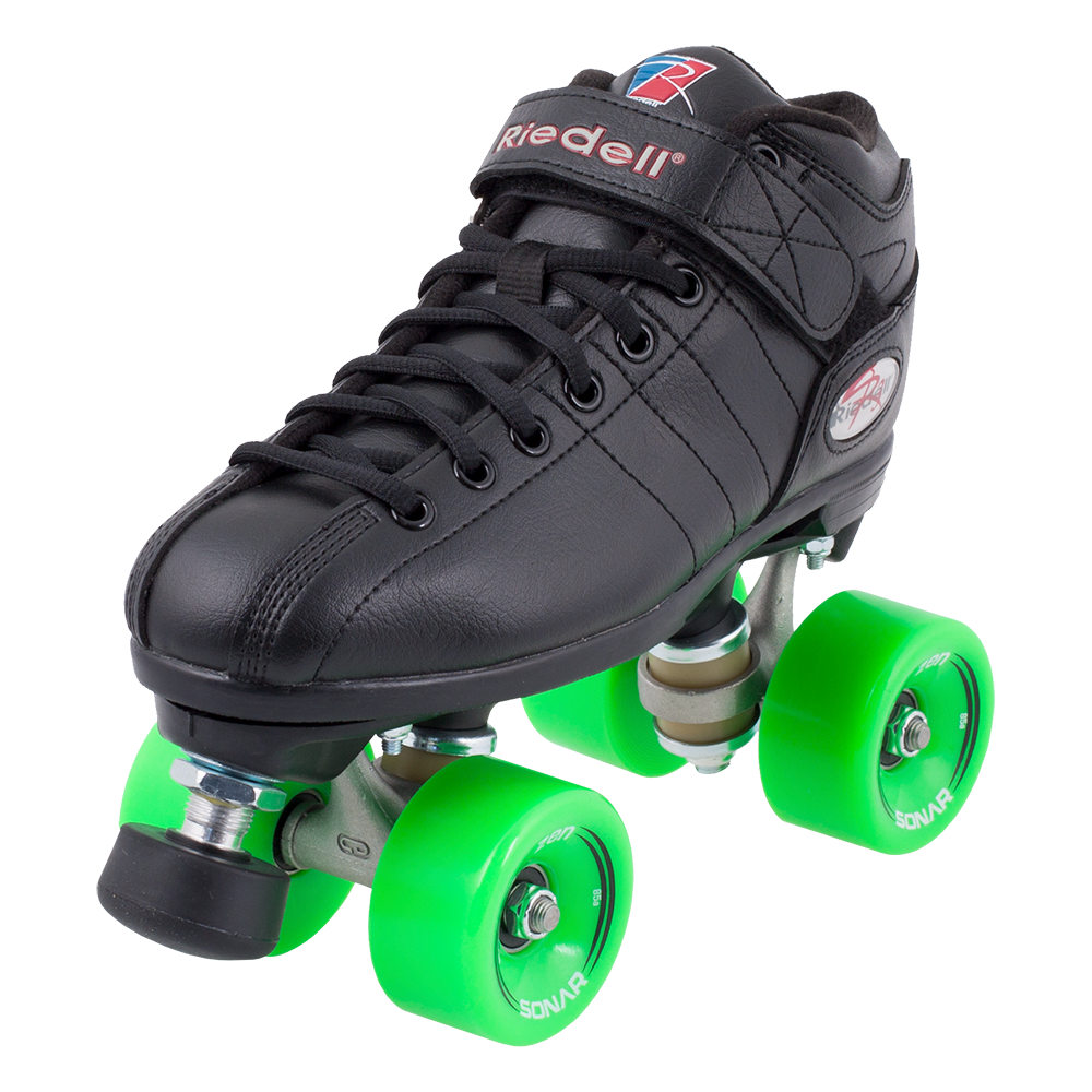 Riedell R3 Outdoor Roller Skate Set