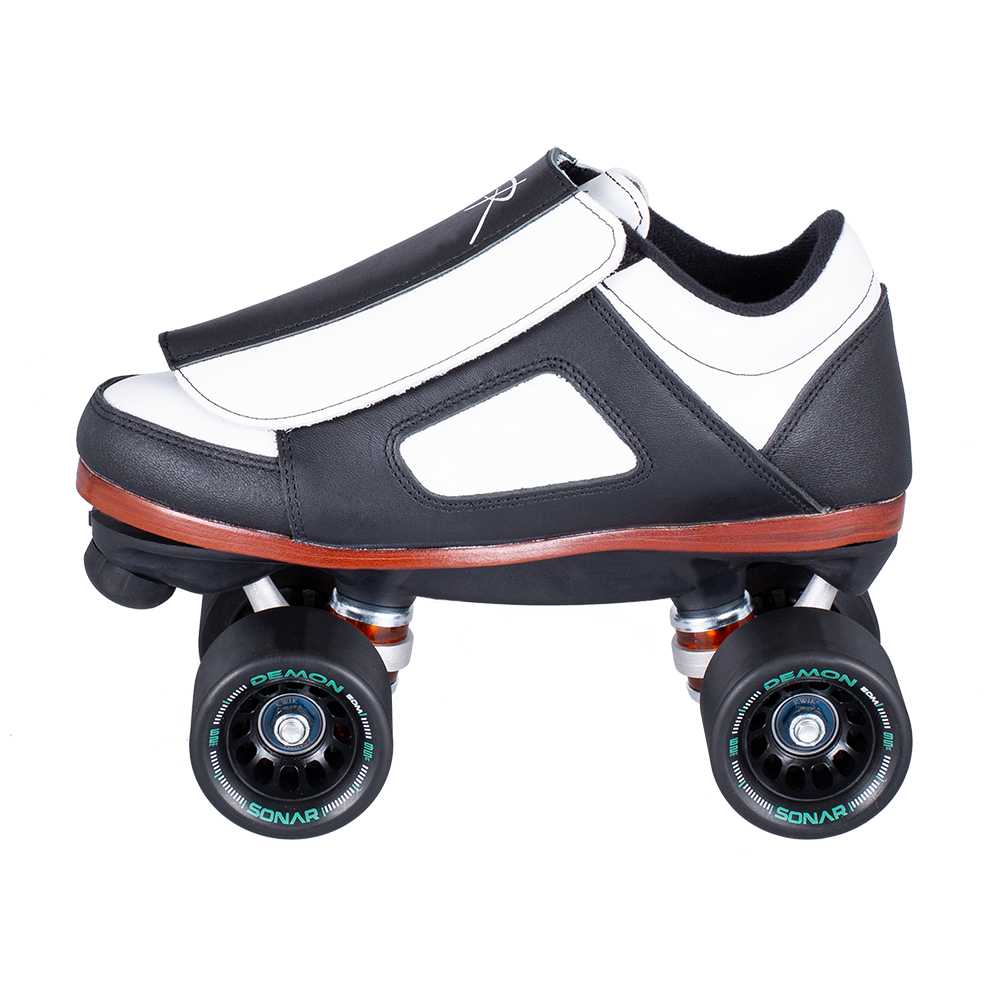 Riedell Icon Roller Skate Set