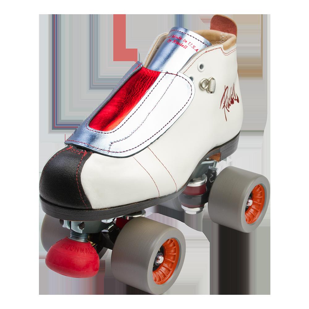 Roller skates for roller derby - Riedell Siren Roller Derby Skate Set