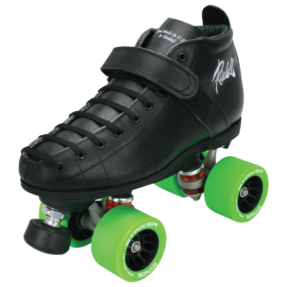 Riedell She Devil Roller Derby Skate Set