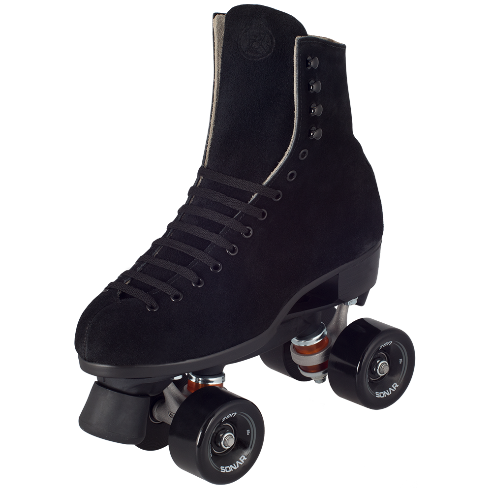 Riedell Zone Outdoor Roller Skate Set