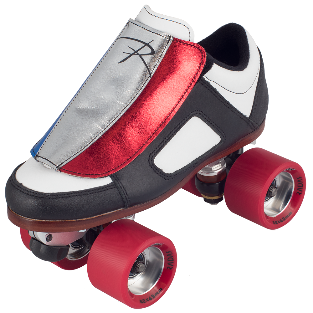 Riedell Icon Elite Roller Skate Set