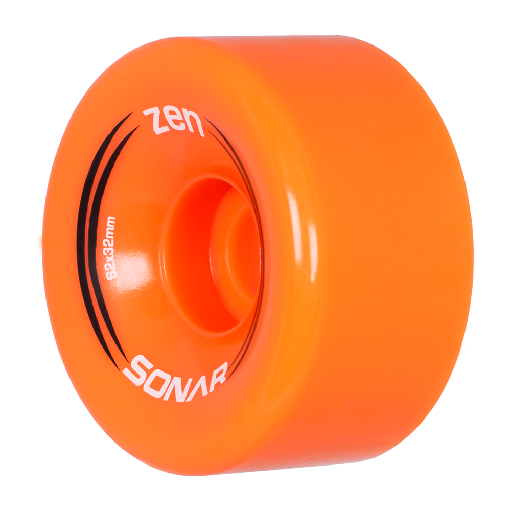 Sonar Zen Wheels for outdoor roller skating