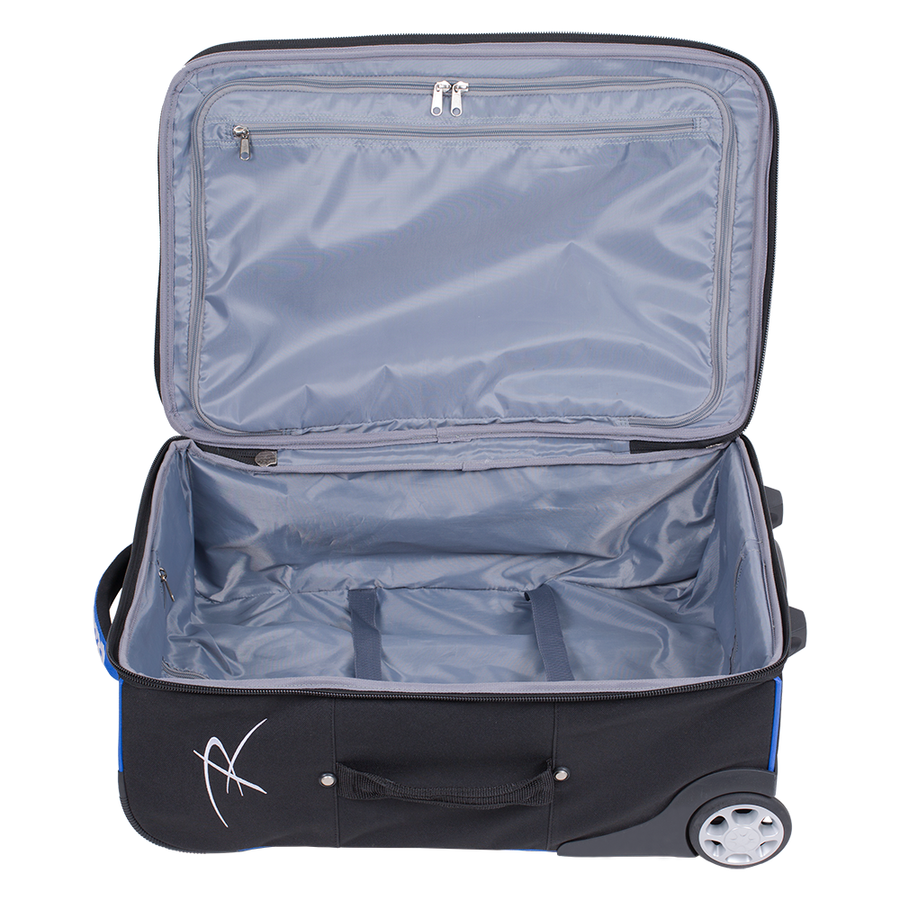 Black Riedell Wheeled Travel Bag
