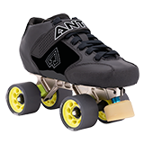 Antik Skates Skate Sets - Jet Carbon Set