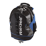Riedell Black Bottom-Load Gearpack Bag