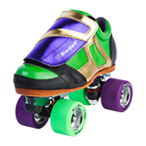 Riedell Jam Roller Skate Sets Model 951 Phaze Skate Set