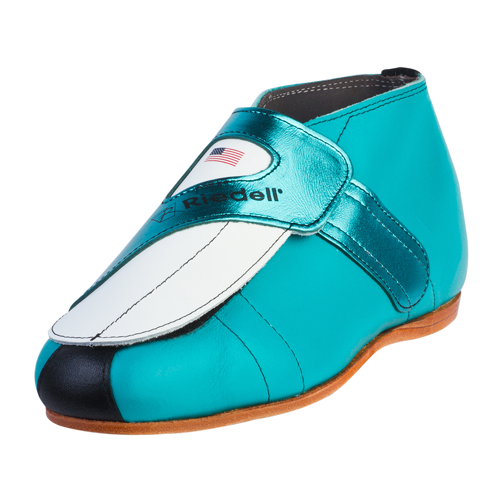 Riedell Model 911 Roller Skate Boot Available with ColorLab