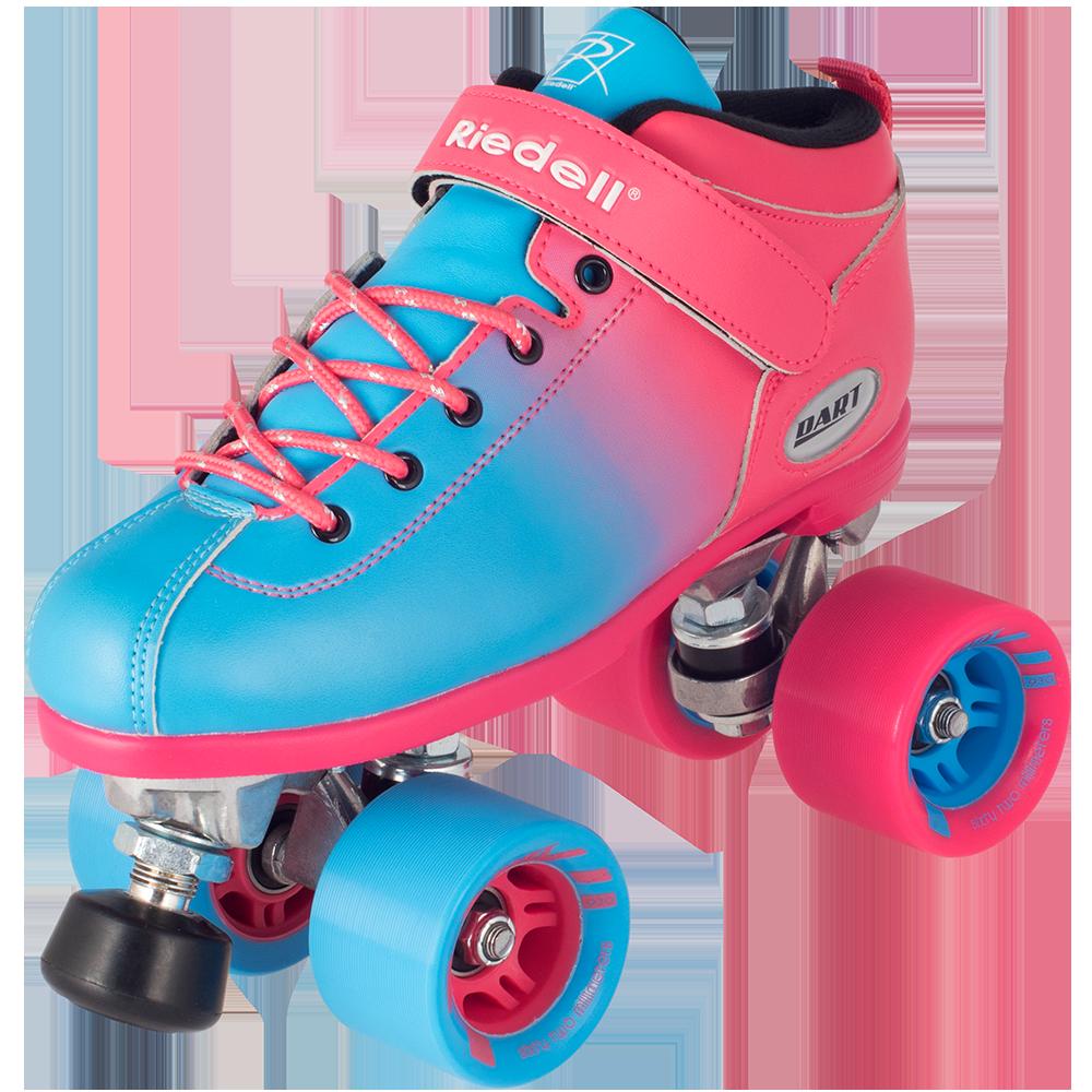 Pink roller skates - photo#41
