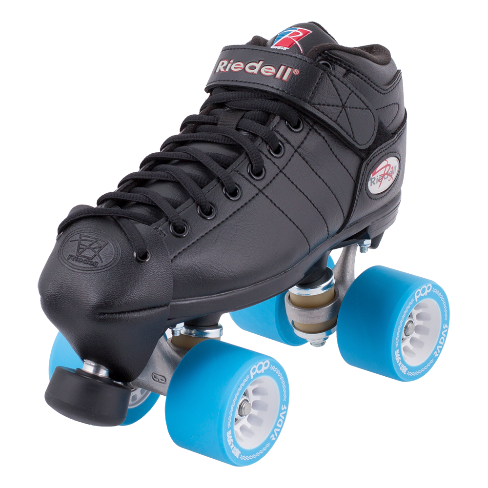 Riedell R3 Derby RS Roller Skate Set