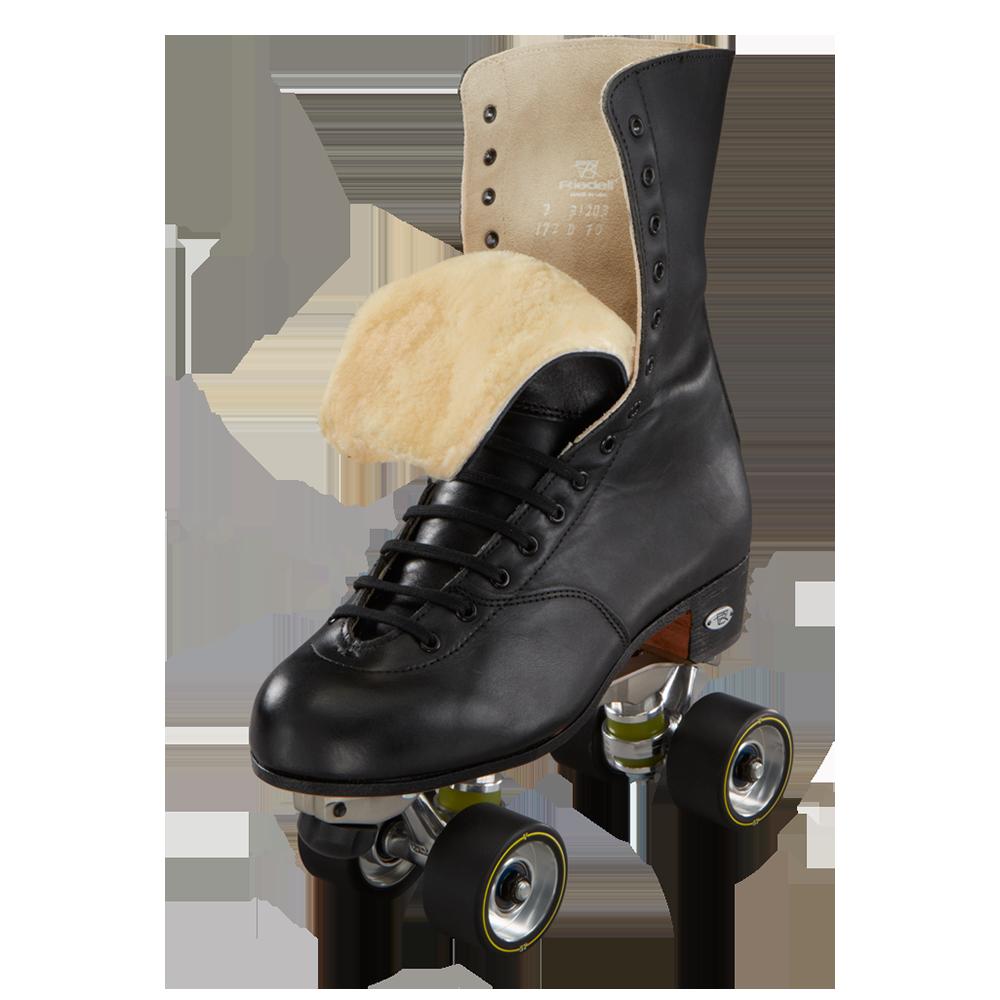 Roller skates for plus size - Riedell Og Roller Skate Set