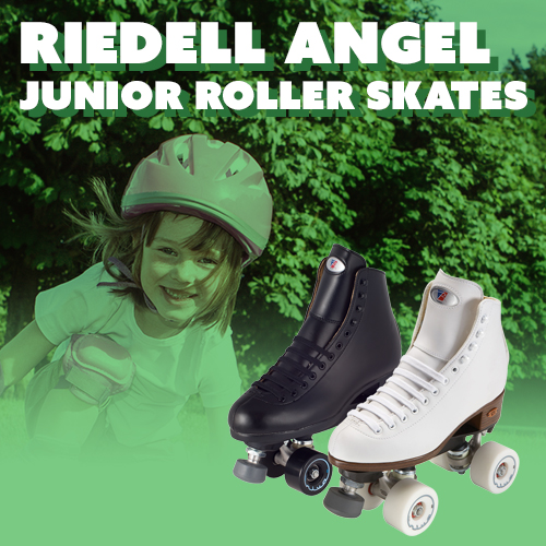 Riedell angel junior roller skates