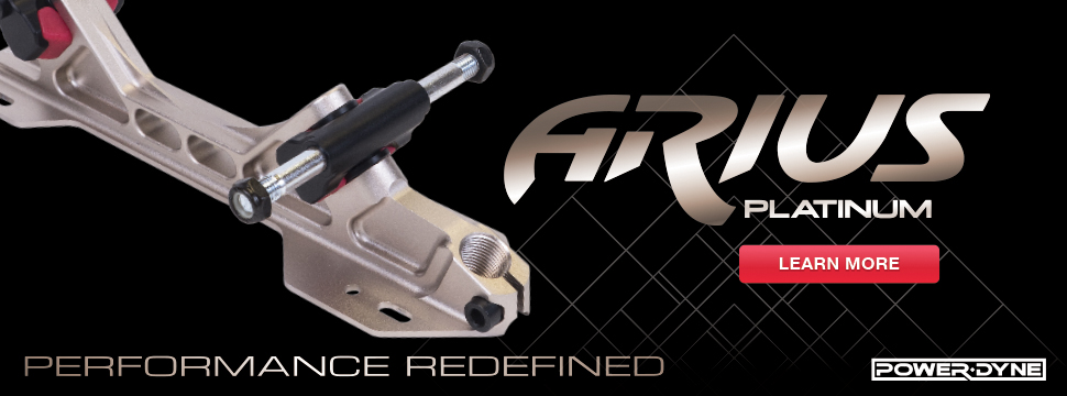 Learn about and order the new PowerDyne Arius Platinum plate.