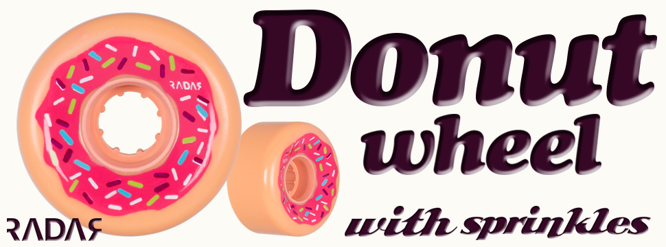 Buy the popular Radar Donut outdoor wheel now!
