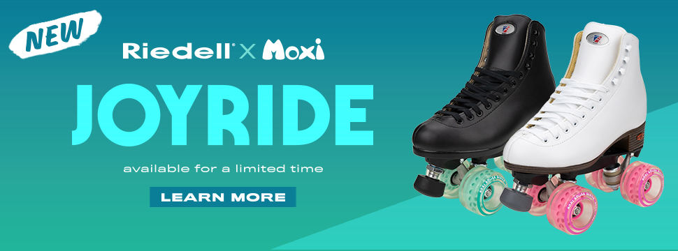 Learn more about the new Riedell x Moxi JoyRide outdoor skate set