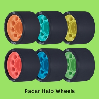 Radar Halo Wheels - Featured Product