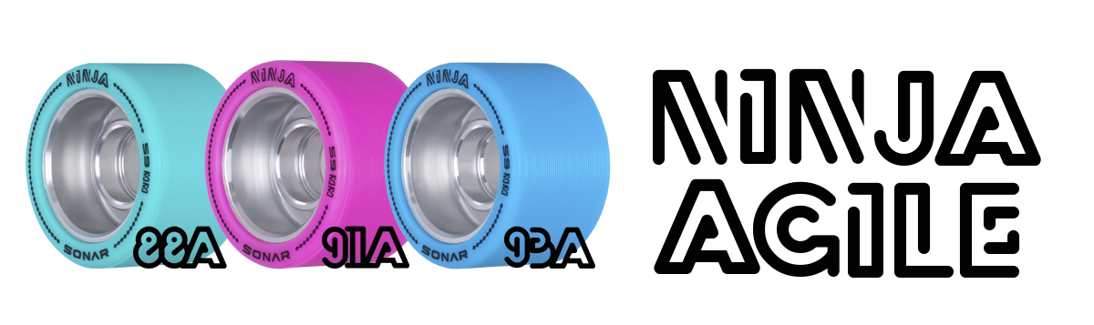 Sonar Ninja Agile Aluminum Hub Wheels Now Available. Learn More.