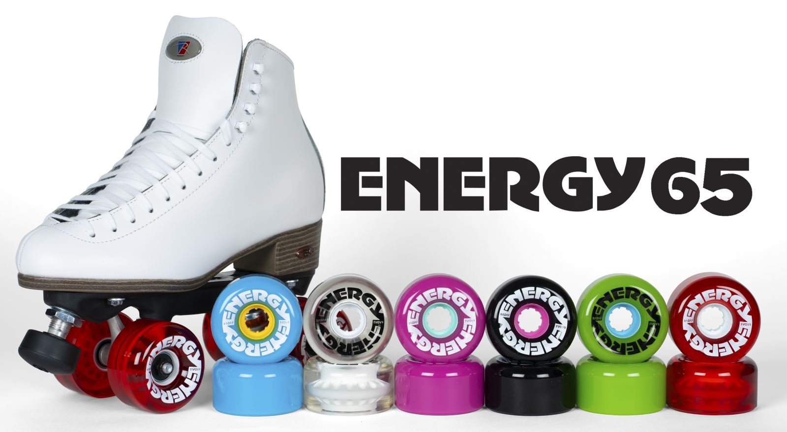 Radar Energy 65 Outdoor Roller Skating Wheels
