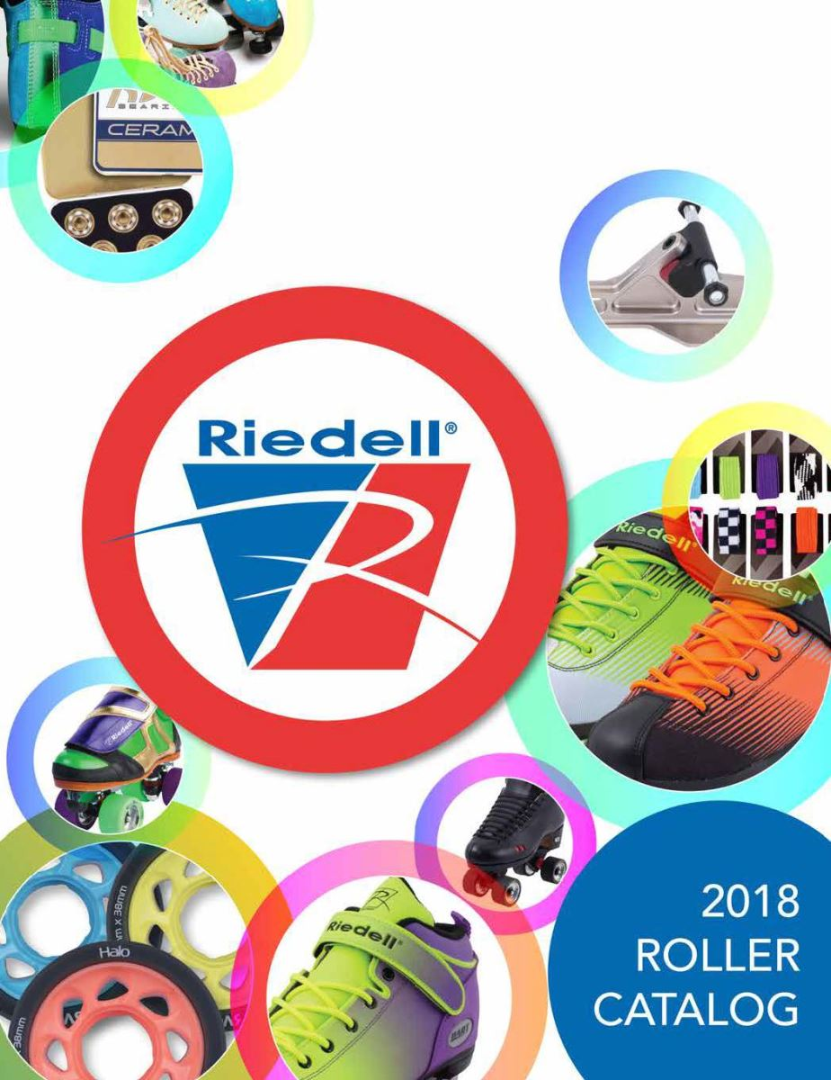 Riedell Roller 2018 Full Line Product Catalog
