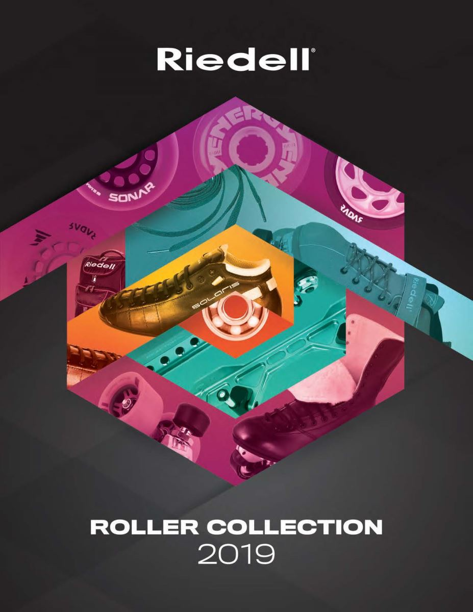 Riedell Roller 2019 Full Line Product Catalog