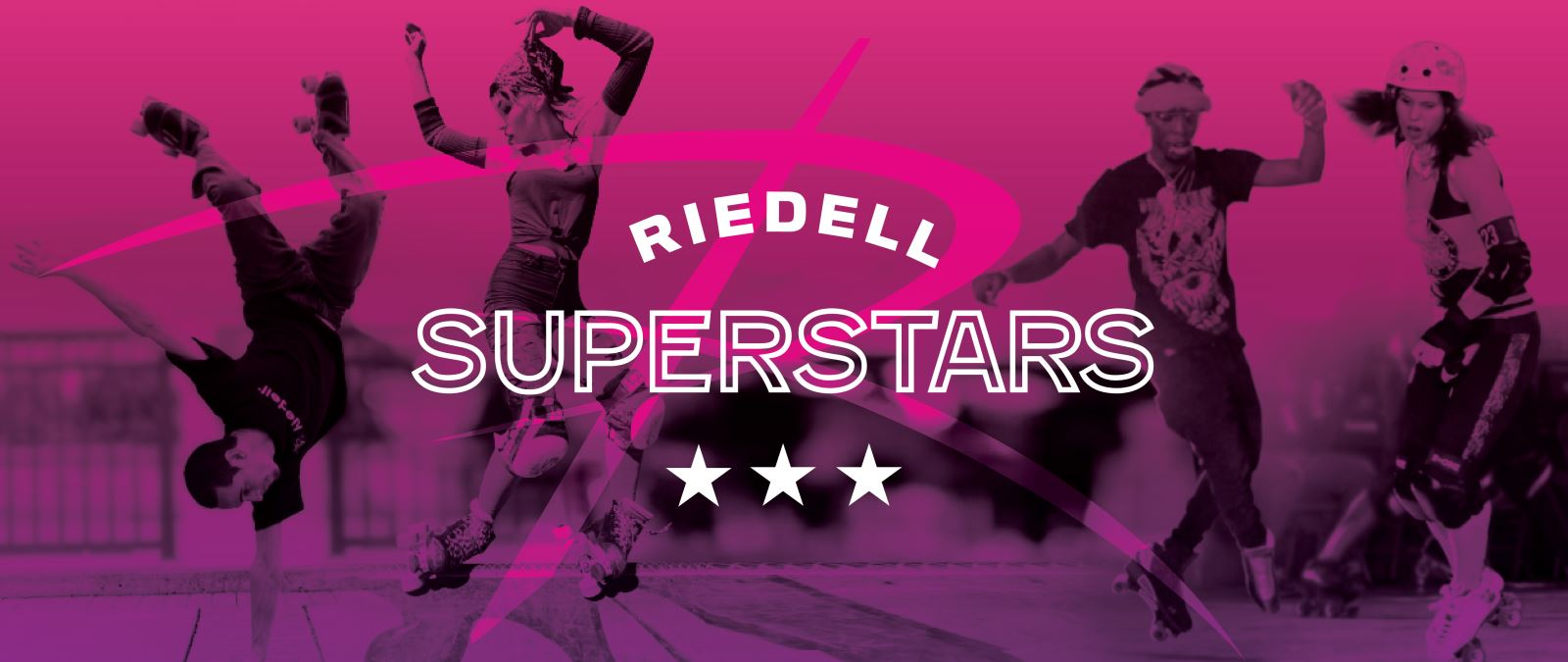 Riedell Superstars are some of the best roller skaters in the world at their skating specialty