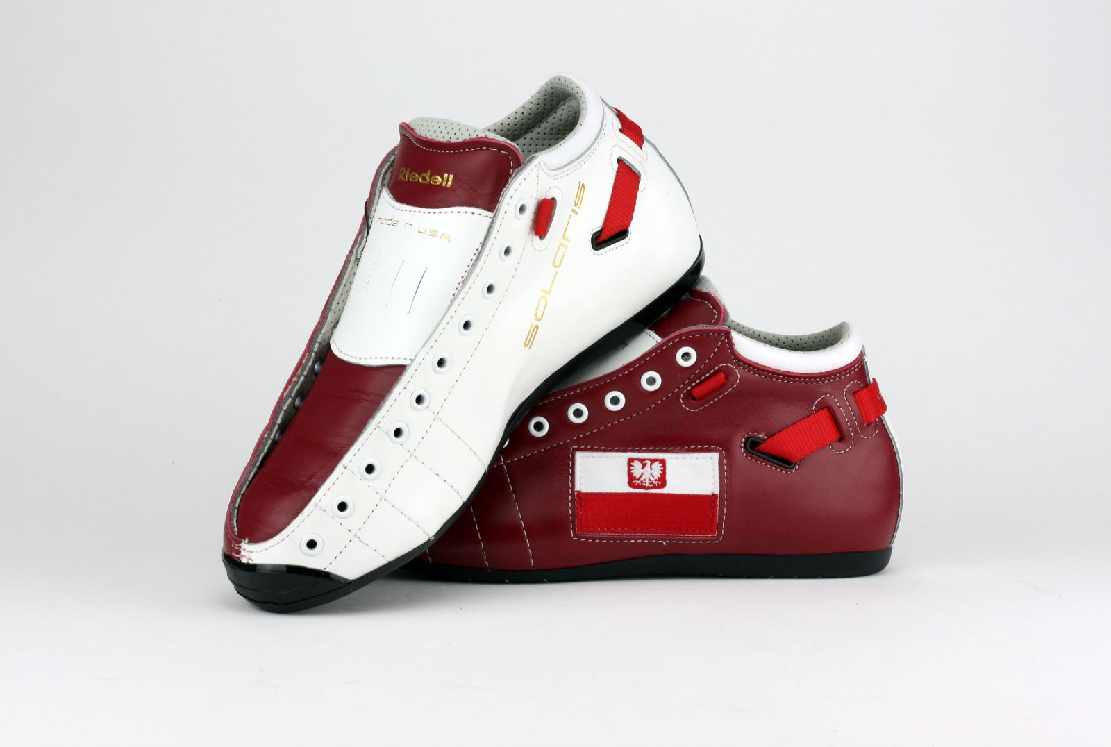 Riedell Superstar Hurtrude Stein's Custom Solaris - Team Poland Skates