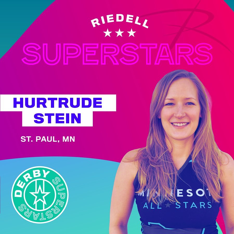 Riedell Superstar Hurtrude Stein