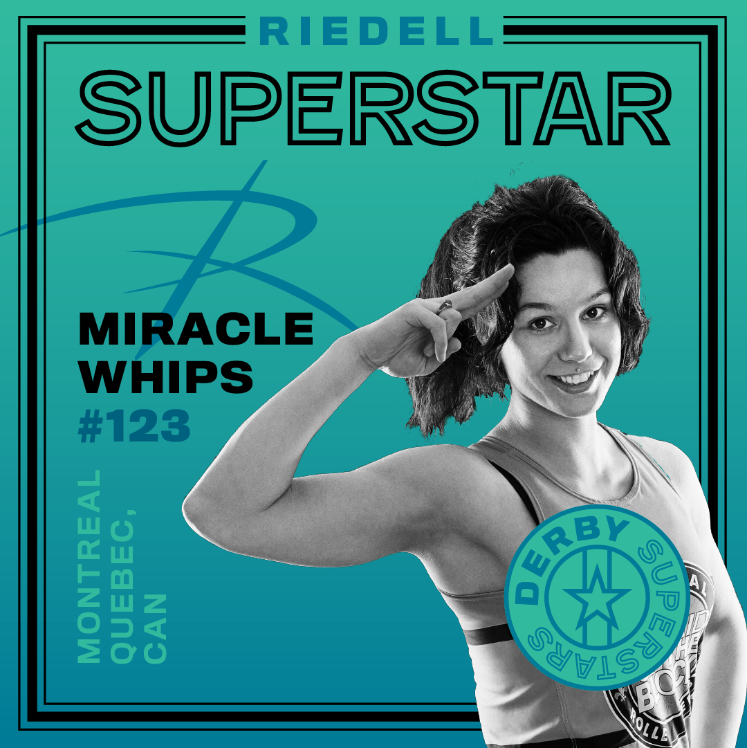 Riedell Superstar Miracle Whips