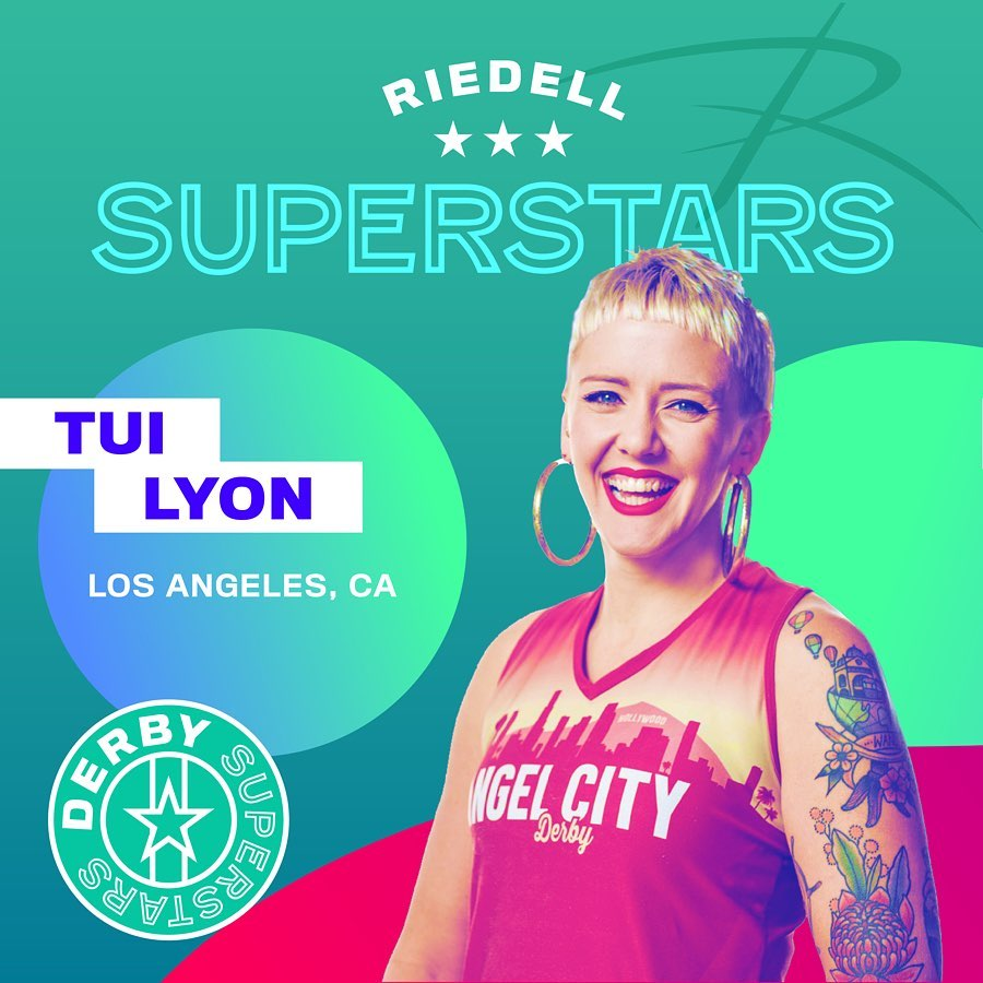 Riedell Superstar Tui Lyon