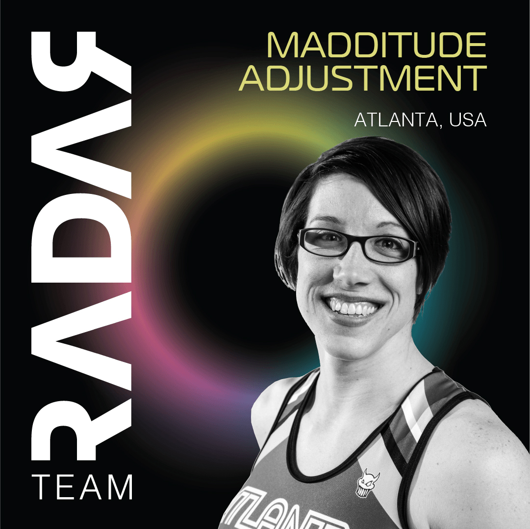 Team Radar 2019 Skater Madditude Adjustment