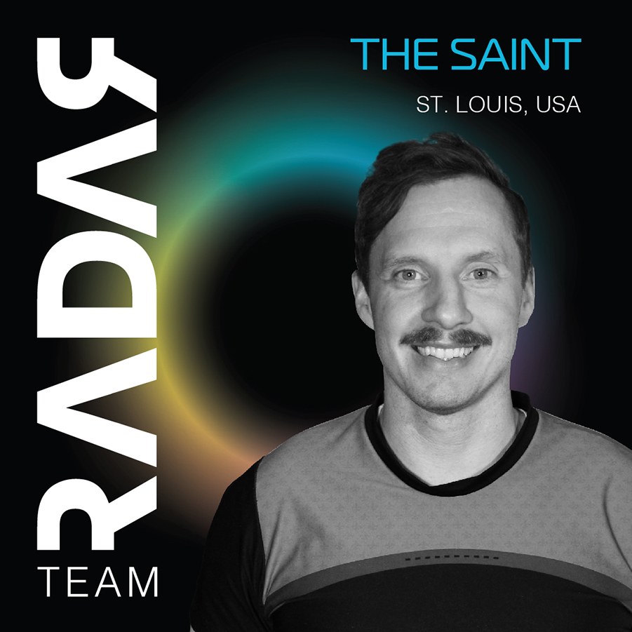 Team Radar 2019 Skater The Saint