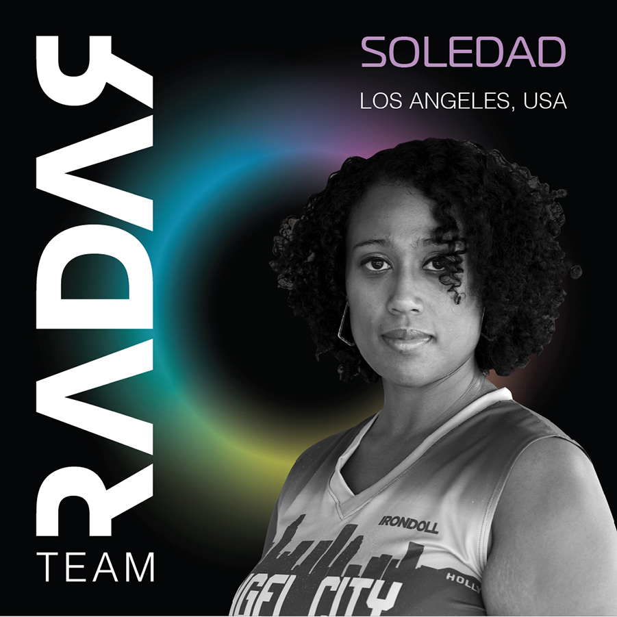 Team Radar 2019 Skater Soledad