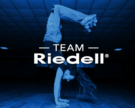 Team Riedell Skaters - Skaters from various disciplines including Jam skating, Rhythm and Shuffle skating, Dance, and Outdoorskating